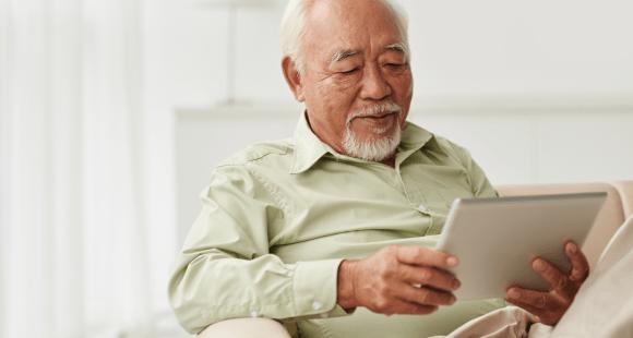 CognICA for elder care