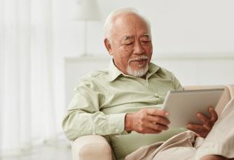 CognICA in Elder Care