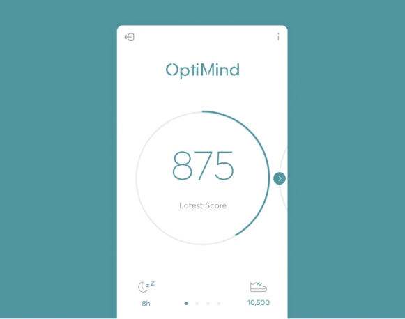 OptiMind in use